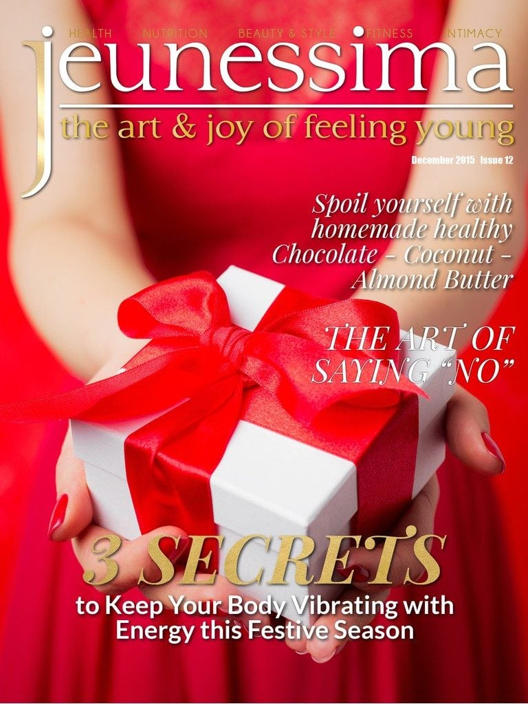 Jeunessima Magazine Issue 12. The Lifestyle Magazine for busy Women over 40 who want to really enjoy Life ... every Day ... at any Age