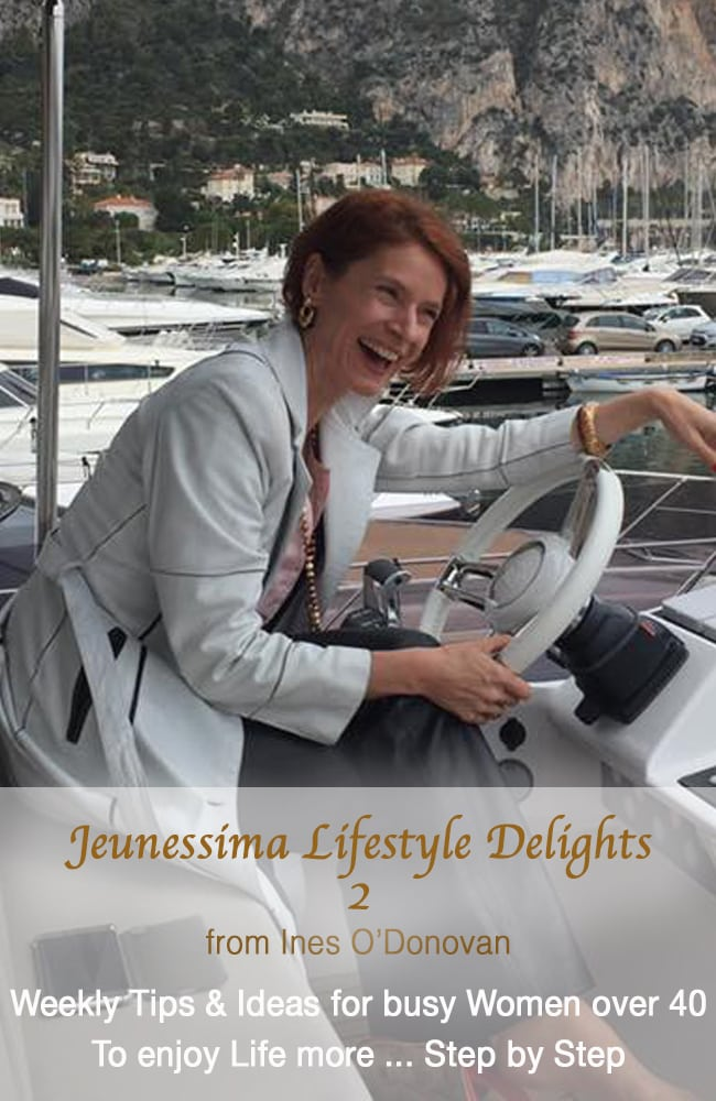 Lifestyle Tips for busy Women over 40 who want to enjoy life more. This week: Chaga tea for healing. Pilates. Cocktail book. Quote on the fountain of youth
