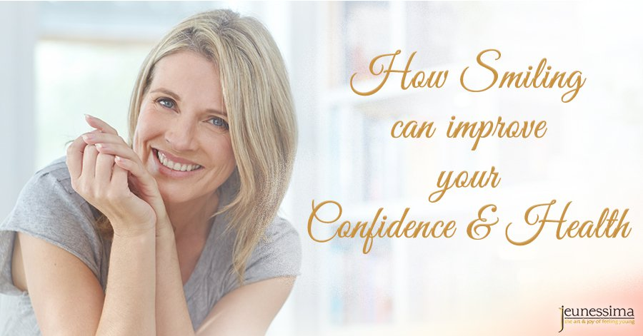 How Smiling can Improve your Confidence and Health