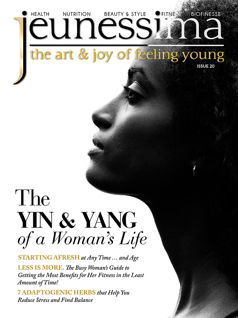 Jeunessima Magazine 20: The Yin and Yang of a Woman's Life