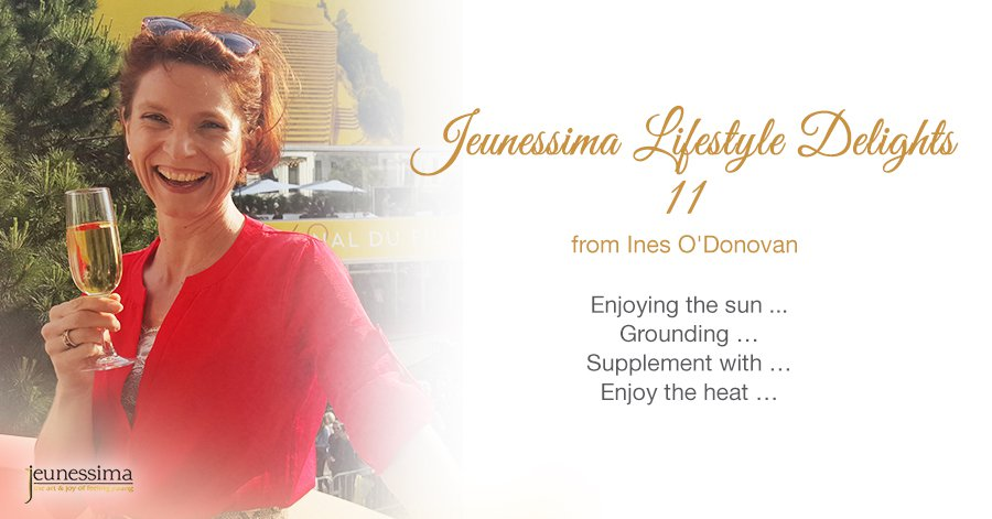 Jeunessima Friday Lifestyle Delights 11. Tips for Busy Women over 40 ... The best Ways for Overcoming Jet Lag