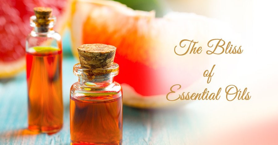 The Bliss of Essential Oils